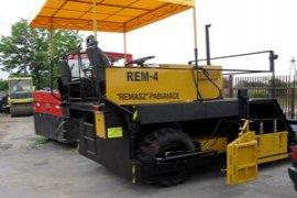 Rozkładarka poboczy REM – 400
